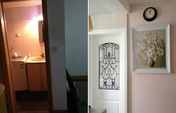 老房子改造装修案例 旧房改造前后对比图