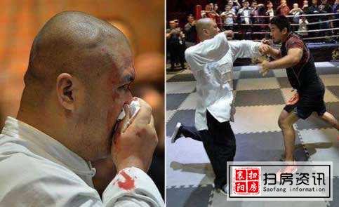 格斗狂人PK太极宗师,10秒上演KO