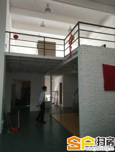 员村创意园内2楼230方送180方阁楼(带装修只租1.7万)