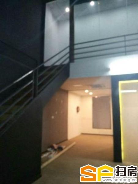 创意园内1楼带花园900方带装修、空调