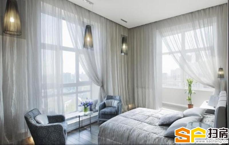 难找的好房子,锦绣华景温馨3房只租2500