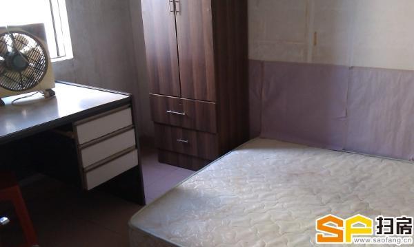 我是业主出租地铁三号线市桥站附近鸿福小区1房1厅(可做两房一厅用) 扫房网
