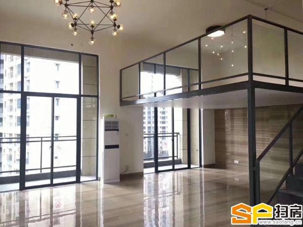 4.5米层高,一层享用两层复式公寓