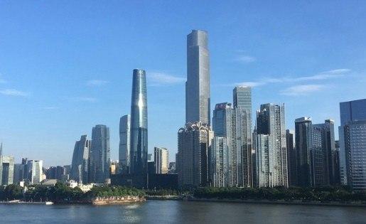 上半年广州写字楼空置率为6.7% 消费市场表现出较强韧性