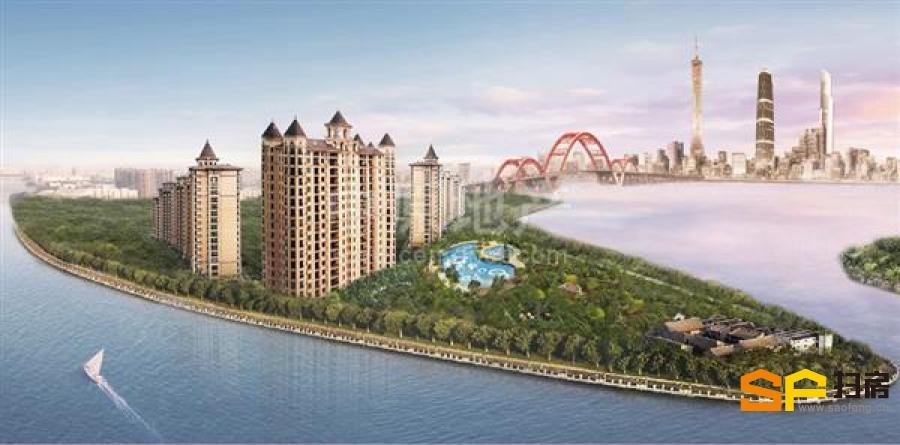 【新】星河湾半岛在售建面682㎡单位均价约9万/㎡