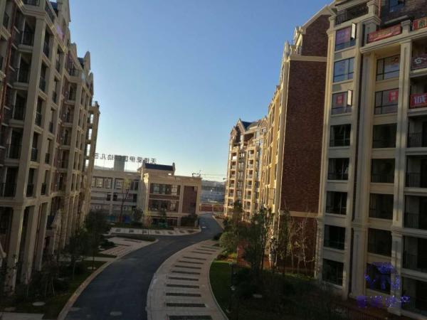 1楼带超大花园,主景观旁,阳光充足