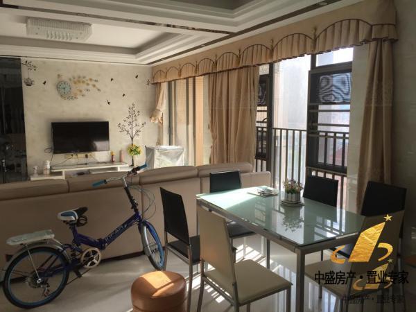 中装 97万元 3房 南北 117m² 惠东 国际新城 ,难得的好户型急售