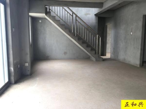 柳沙半岛 楼中楼 毛坯5房 出售!