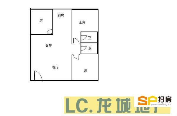 金东方7-9期电梯 毛坯 27.5万元 3房 东西 海丰 好楼层好位置低价位