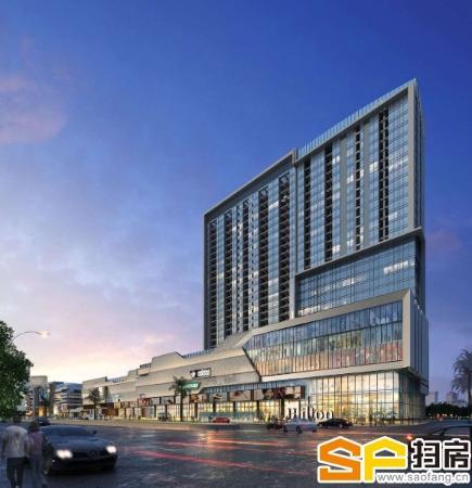 江海核心地段 全新带装一手公寓 带阳台 火热认筹中 享双折优惠