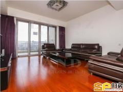 三期文昌位高层景观大四房 两梯一户隐私性高 全套家具