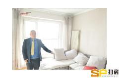 新悦都 3室1厅 小区位置 纯板楼 一梯两户 刚需三居