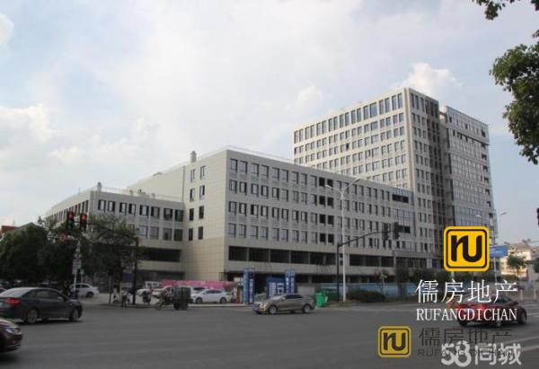 超好的地段!!稀缺国金大厦 57m² 衢江 豪装 万元 南北 1房