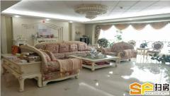 东三环 山水文园 精装平层4居室,全装全配 免中介费