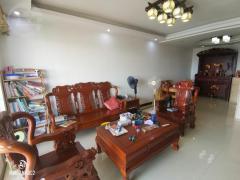 业主抛售,稀缺便宜,佛奥花园 3房 110m² 精装 122万元 东凤 东南