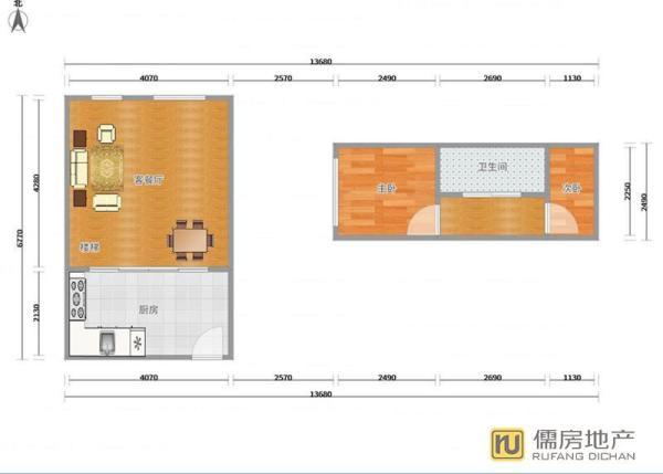 香榭丽舍 2房 南北 衢州 精装 75万元 52m² ,地地道道好房!