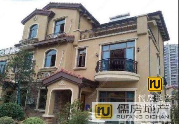 南北 碧桂园别墅 5房 毛坯 衢州 1万元 251m² 带学位业主诚心出售!