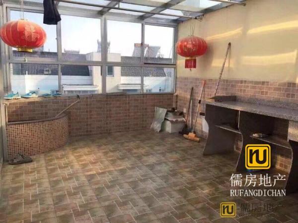 超大社区罕见户型,139m² 衢州 南北 1万元 4房 府东苑 精装