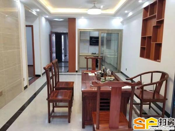 横沥镇带精装修新房(儒林学府)首付12.8万即买三房
