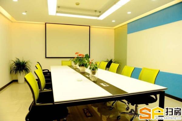 罗湖黄贝岭2-10人小面积写字楼 提供座椅会议室培训室全包 直租