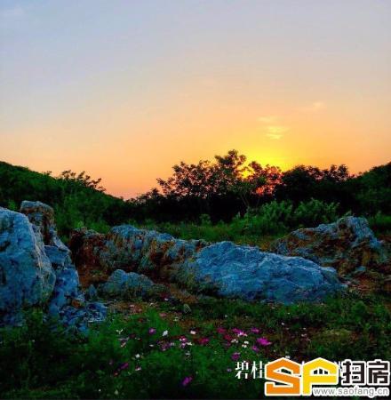 首付4成 和县碧桂园如山湖城别墅 精装交付 送300平院子