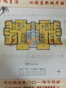底价出售,258m² 正东 189万元 毛坯 榕城 榕东新城 4房 ,买过来绝对值!