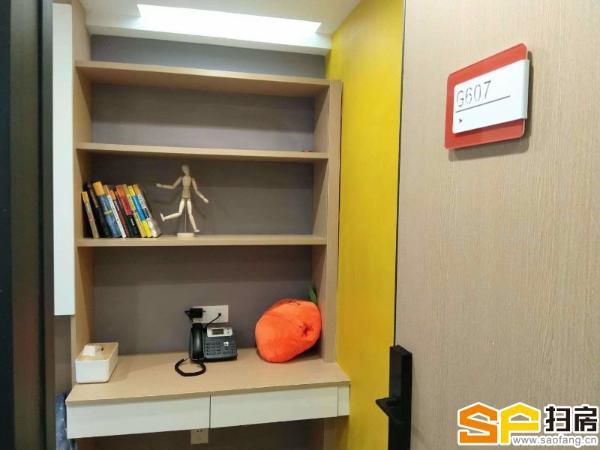 龙岗公寓880元出租家私家电网络全包,创业办公两不误即租即用