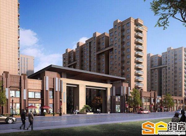 中垠紫金官邸 售楼处新房 现房高品质公寓 马群地铁口50米