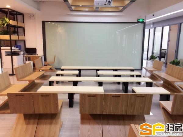 南山小型会议室,大型培训室出租 近地铁口,配置齐全