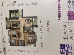 3房 1万元 109m² 茂名 精装 南北 裕景春天新 业主急售, 高性价比!