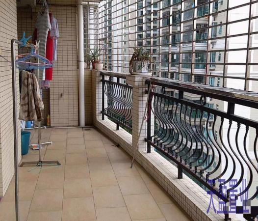 急租汇景新城X 3房 精装 南北 203m² 0  茂名 ,家具家电齐全