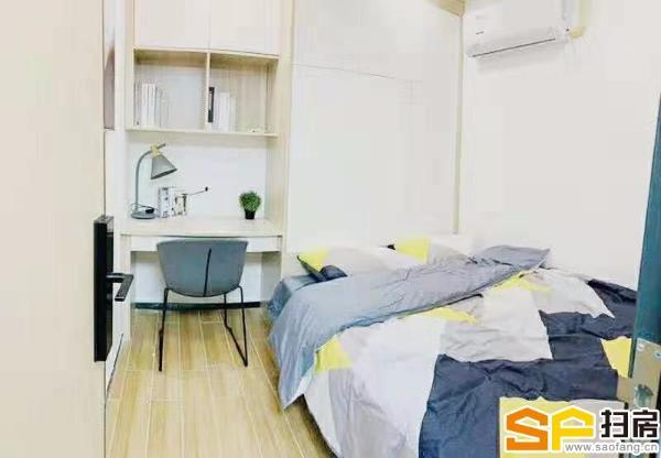 沙井地铁口公寓出租,随时入住来电立减500