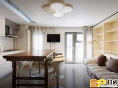 万科金阳国际公寓,复式一居室,酒店式管理,随时看房拎包入住
