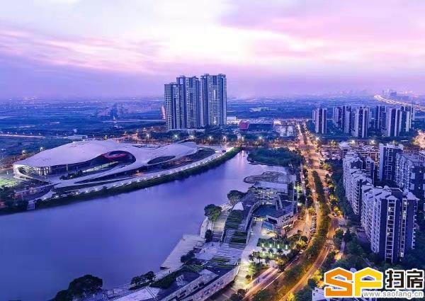 广州番禺亚运城商铺3条地铁交汇处