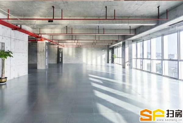 总部经济区整层4350方写字楼火热招租 可分租面积200方起 随时看房