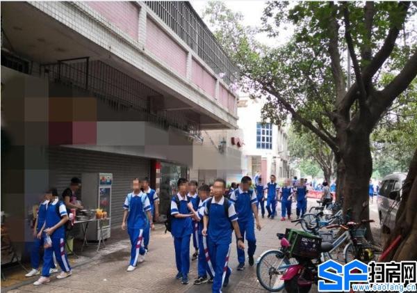 蓬江区周边临街旺铺,宵夜档,学生,小区人流量大,适合开便利店