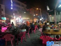 出租江海社区底商千户小区必经位,周边宵夜人流多很适合开便利店