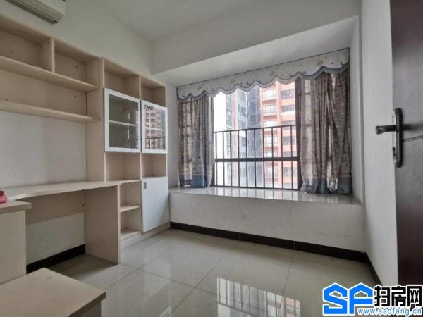 地铁口物业 钥匙在手 广夏花园 3房中间楼层 低首付低月供