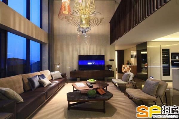 广州CBD中心区!一线江景房带装修2房2厅 送家私家电 每月收收租5500起!