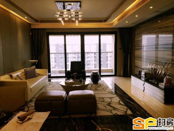 3哋铁+2轻轨 万科水晶城 3房2厅 坐拥东平河景观 安静舒适