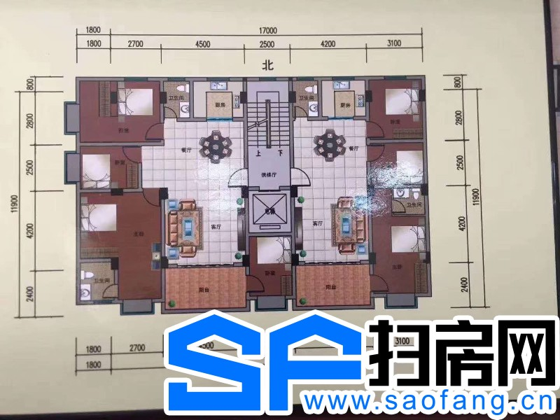 南山、60米大道、荣记豆干饭附近、电梯雅楼层、120平三房二厅、可分期按揭
