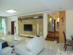 黄河东路万兴魅力城一 4室2厅155平米 中等装修家具家电齐(品质小区,配套齐全,拎包入住。)