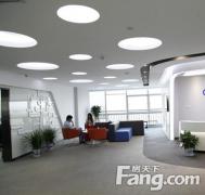 河西奥体元通站地铁口同进大厦精装整层290平送家具
