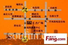 珠江路地铁口汇杰广场全明玻璃隔断 阳光充足 华利国际旁