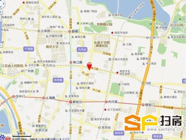 长发科技大厦 珠江路商圈 稀缺大面积整层 随时可看房 价格含税