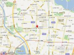 苏宁环球大厦 珠江路地铁口 可注册 采光极佳 有全套办公家具