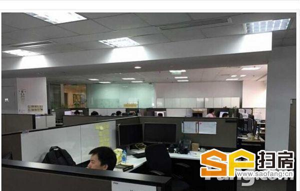 徐庄软件园 靠苏宁总部 办公家具齐全 拎包即住 欢迎来电看房