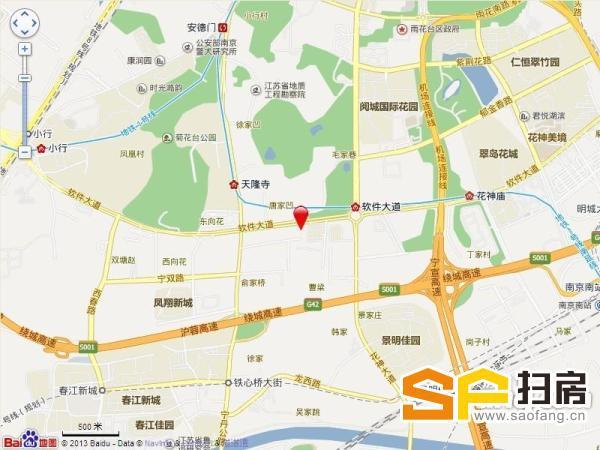 新华汇直招 超长免租期 车位充足 500至5000平多选 花园式办公楼