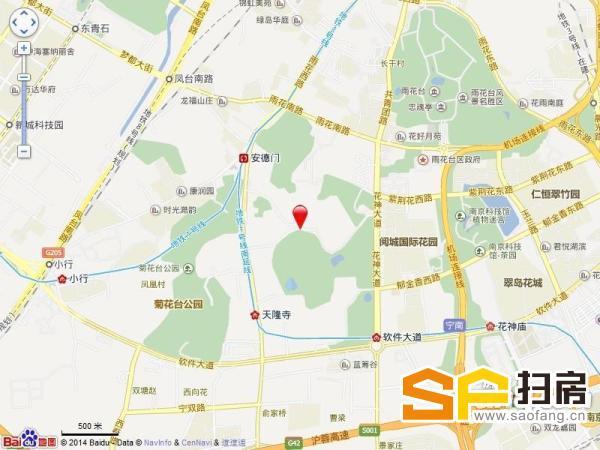 花神科技园直招 安德门地铁口 南京软件谷 政策扶植 办公氛围好
