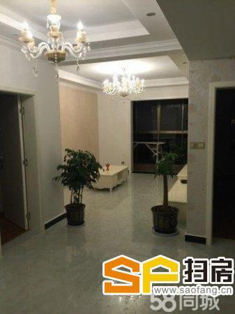 【彝人古镇电梯房-家具齐全, 3室2厅 95平米】
